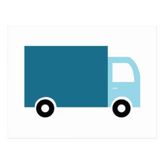 Caminhão Cartões Postais