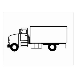 Caminhão Cartoes Postais