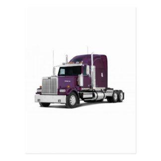 caminhão grande cartão postal
