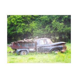 Caminhão velho