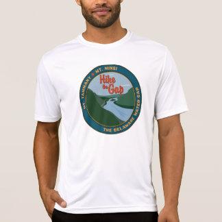 Caminhe Gap - o Wicking Camiseta