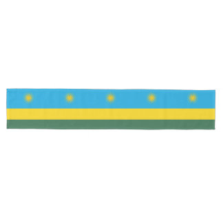 Caminho De Mesa Médio Bandeira de Rwanda