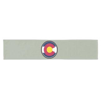 Caminho De Mesa Pequeno Bandeira da circular de Colorado