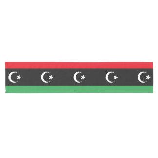 Caminho De Mesa Pequeno Bandeira de Líbia