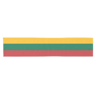 Caminho De Mesa Pequeno Bandeira de Lithuania