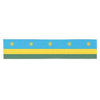 Caminho De Mesa Pequeno Bandeira de Rwanda