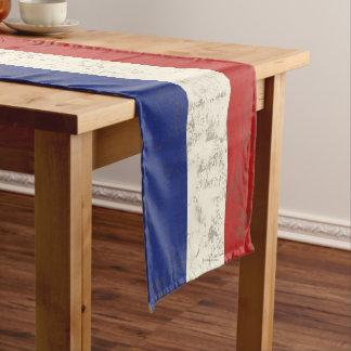 Caminho De Mesa Pequeno Bandeira e símbolos de France ID156