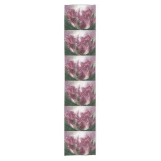Caminho De Mesa Pequeno Corredor da mesa da arte da tulipa 2 do papagaio