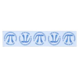 Caminho De Mesa Pequeno Do geek azul da matemática do símbolo de Z teste