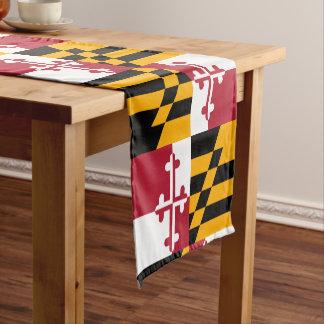 Caminho De Mesa Pequeno Gráfico dinâmico da bandeira do estado de Maryland