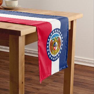 Caminho De Mesa Pequeno Gráfico dinâmico da bandeira do estado de Missouri