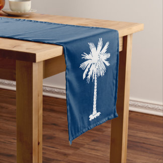 Caminho De Mesa Pequeno Gráfico dinâmico da bandeira do estado de South