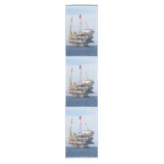 Caminho De Mesa Pequeno Plataforma petrolífera