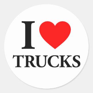 Caminhões Adesivo