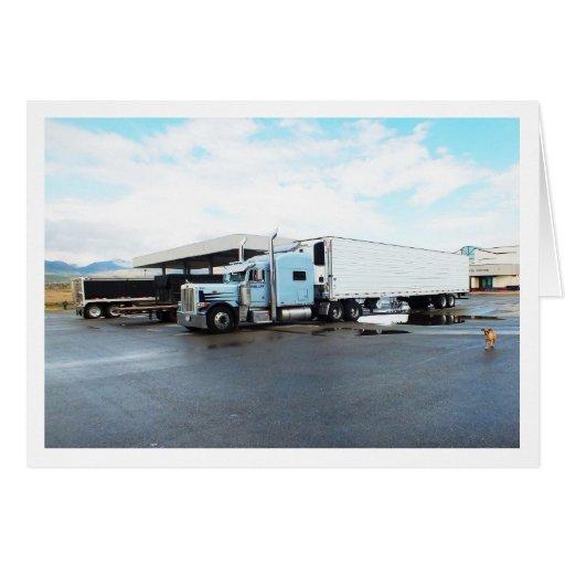 Caminhões Cartoes