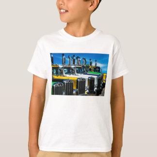 Caminhões diesel camiseta