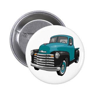 Camionete 1951 de Chevrolet Stepside Boton