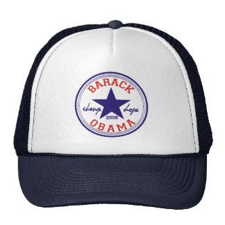 Camionista da estrela de Barack Obama Bonés