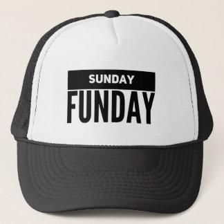 Camionista de domingo Funday Boné