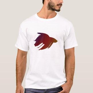Camisa 001 dos peixes de Betta