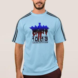 Camisa 1013 de Adidas da polícia