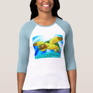 Camisa 12b da tartaruga de mar tshirt