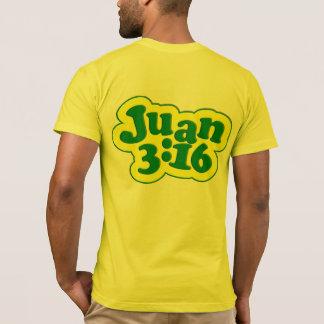 Camisa 16 de Juan 3