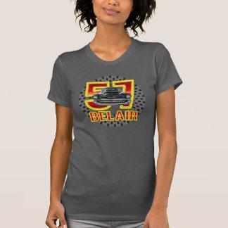 Camisa 1957 do Chevy Belair das mulheres