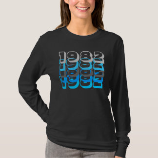 Camisa 1982 retro