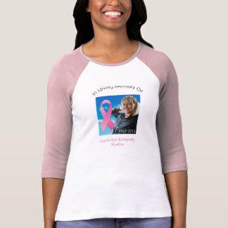 Camisa 1 do cancro da mama de Laurie Ann Krempasky