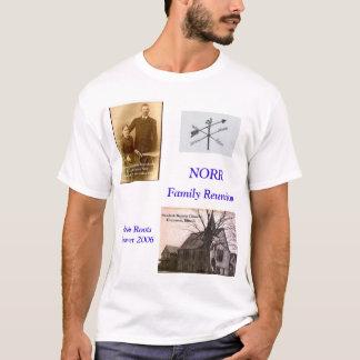 Camisa 2006 da reunião de família de Norr