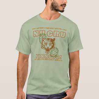 CAMISA 2011 DO DIA DO ST. PATTYS DO NU CRU DO