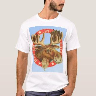 Camisa 2012 da campainha de Palin