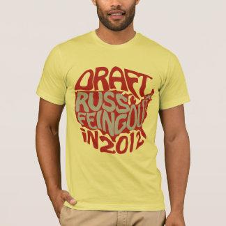 Camisa 2012 de Russ Feingold do esboço