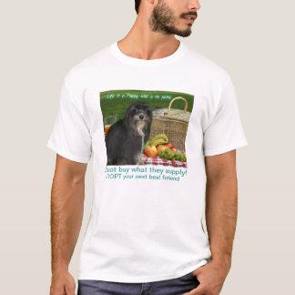 Camisa 2014 da consciência do moinho do filhote de