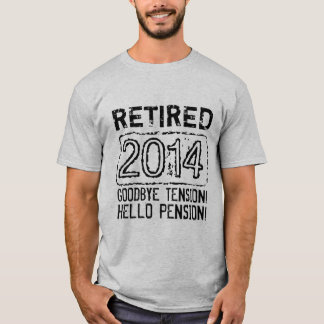 Camisa 2014 do partido de aposentadoria para o