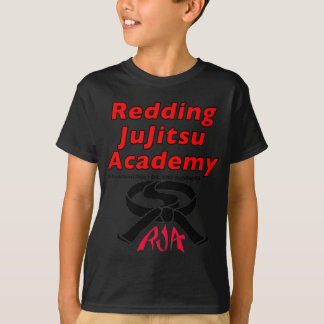 Camisa 2015 da academia do JuJitsu de Redding