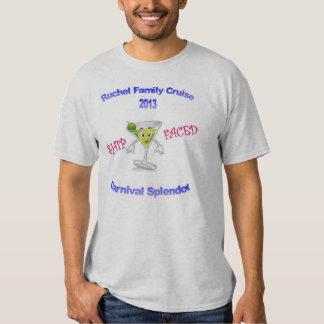 Camisa 2 do cruzeiro da família de Ruchel Tshirts