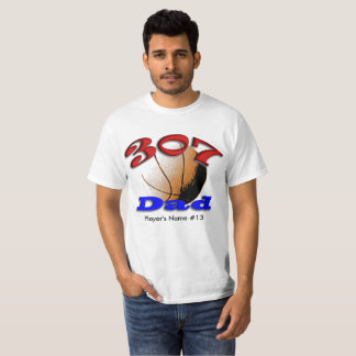 Camisa 2 do pai do basquetebol 307