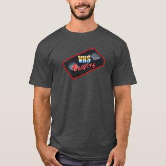 Camisa #2 do Podcast dos bandidos de VHS
