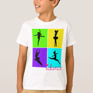 camisa 3 do dançarino do idance