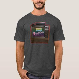 Camisa #3 do Podcast dos bandidos de VHS