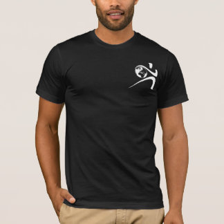 Camisa 4 da série do logotipo do homem verde de