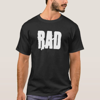 Camisa 80s retro do Rad