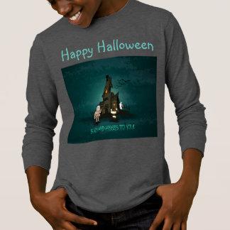 Camisa adorável e assustador de T
