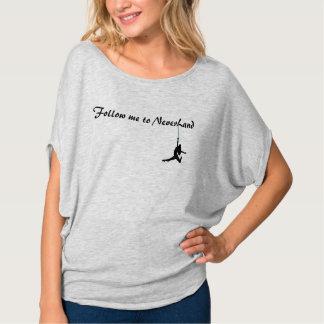 Camisa aérea de Neverland T