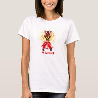 Camisa afirmativa - Orixá Xango - Feminina