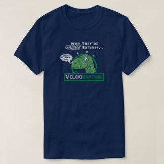 Camisa afligida de VelociRapture Velociraptor