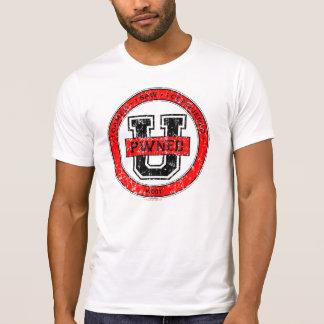 Camisa afligida U de Pwned