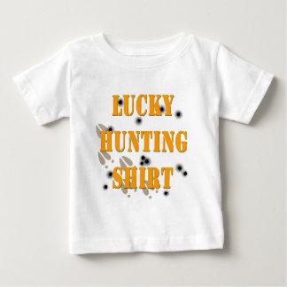 camisa afortunada da caça